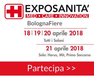exposanita bologna 2018