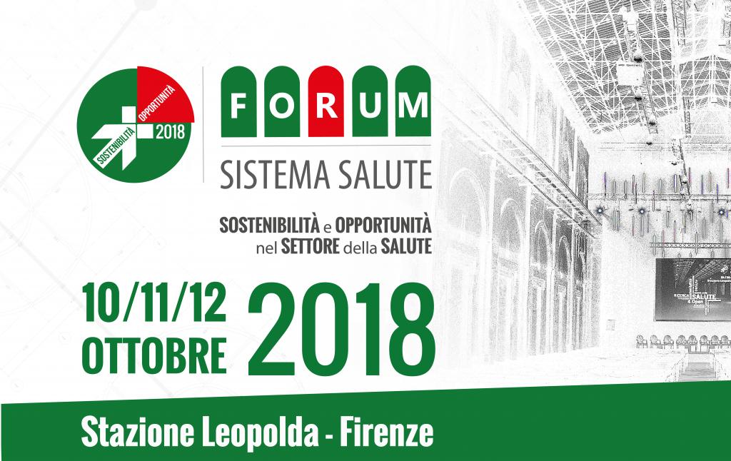 Forum della sostenibilità e opportunità nel settore della salute 2018 Forum Leopolda