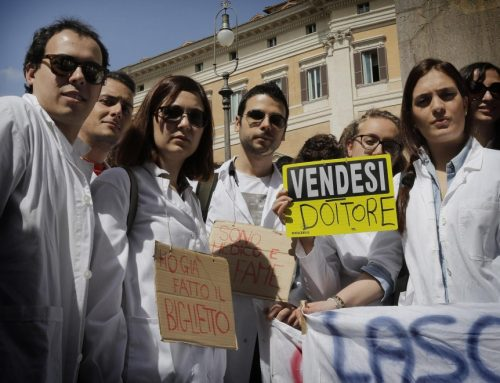 Talent scout stranieri 'a caccia' di medici italiani