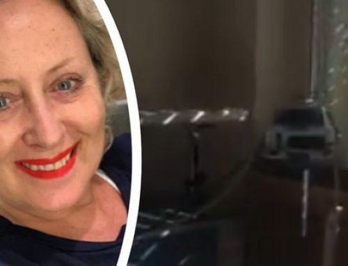 Carolyn Smith mostra la stanza della chemio: «Con il caldo i dolori aumentano, ma io non mollo»