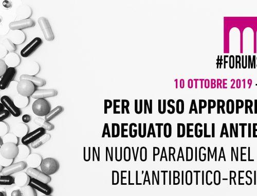 Per un uso appropriato ed adeguato degli antibiotici: un nuovo paradigma nel mondo dell'antibiotico-resistenza