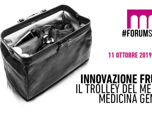 Innovazione frugale – il trolley del medico di medicina generale