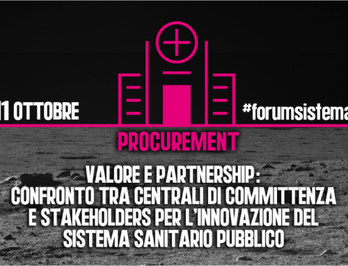 """""""VALORE"""" E """"PARTNERSHIP"""": CONFRONTO TRA CENTRALI DI COMMITTENZA E STAKEHOLDERS"""