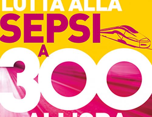 Giornata mondiale della sepsi: sui treni Frecciarossa anestesisti-rianimatori per sensibilizzare sul questa emergenza sanitaria globale