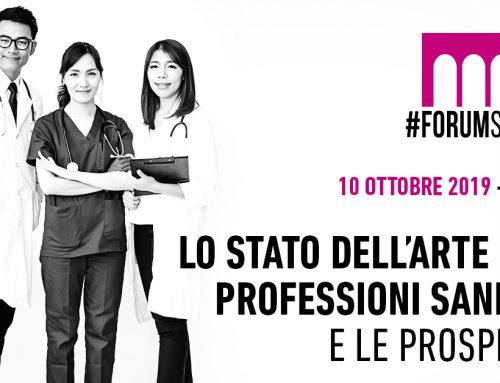 Lo stato dell'arte delle professioni sanitarie e le prospettive