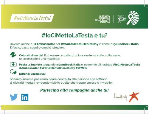 10 Ottobre, #GiornataMondialeSaluteMentale  #WorldMentalHealthDay  #IoCiMettoLaTesta #ForumSalute19