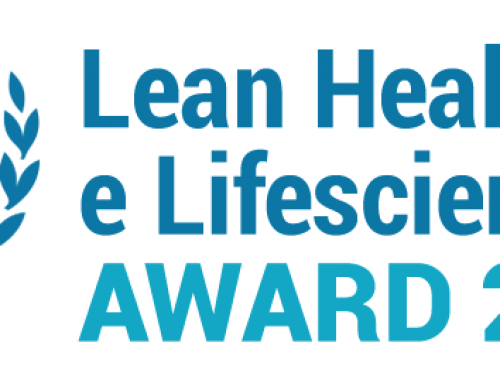 Lean Health Award 2019, Roma 14 novembre