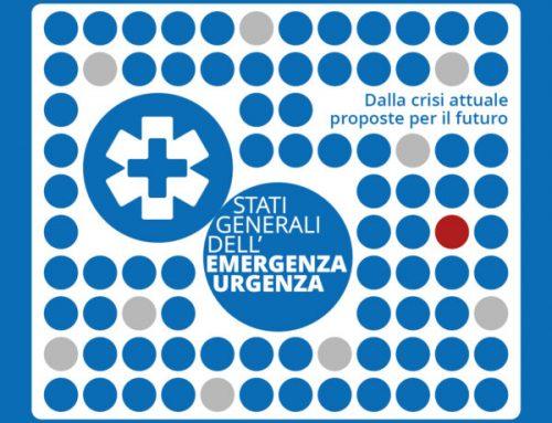 AVVISO: Causa emergenza nazionale per coronavirus, sono rinviati gli Stati Generali dell'Emergenza Urgenza previsti per 5.6 marzo a Firenze