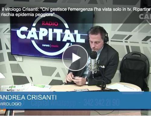 """""""Chi ha gestito l'epidemia l'ha vista solo in tv, vengano a Bergamo per rendersi conto"""""""