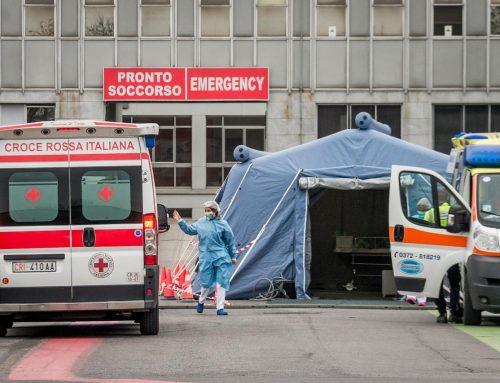 Ultimora: Coronavirus, oggi 969 morti in Italia