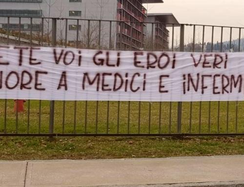 Bergamo, l'appello dell'ospedale: «Abbiamo un bisogno disperato di infermieri e medici»