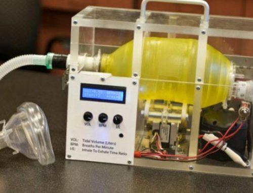 MIT sviluppa un ventilatore economico e open source per il trattamento del coronavirus