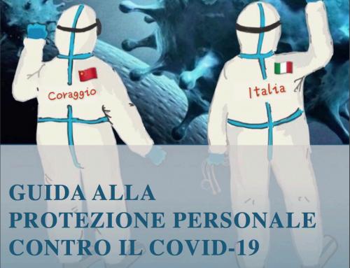 Esperti cinesi compilano la guida di prevenzione COVID-19 per gli italiani