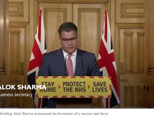 UK – Milioni di dosi potrebbero essere prodotte prima che il vaccino contro il coronavirus sia autorizzato