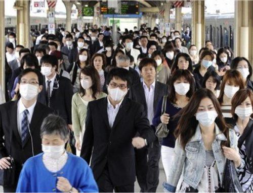 """Non indossare maschere per proteggersi dal coronavirus è un """"grande errore"""""""