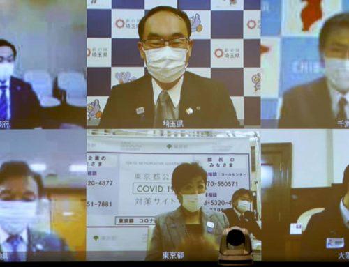 Tokyo si scontra con il governo centrale per la chiusura delle imprese in caso di emergenza del coronavirus