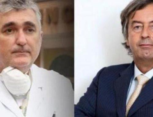 """De Donno vs Burioni: """"Su plasma sperimentazione molto seria"""""""