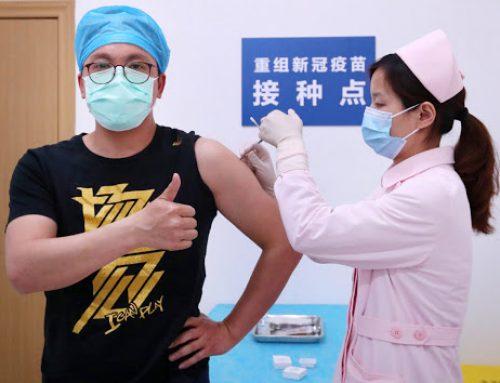 Nature: Un candidato cinese al vaccino mostra un successo iniziale in una sperimentazione animale