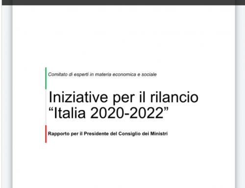 Sergio Pillon sull'opportunità del piano Colao per la Sanità digitale