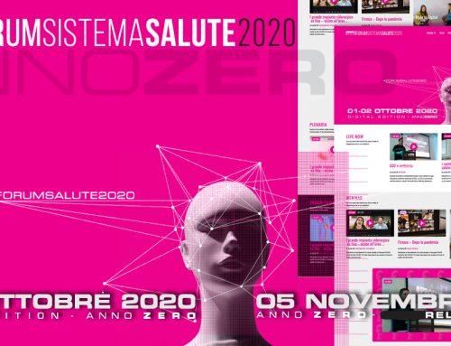 Avviata la campagna di pre-iscrizione al Forum del Sistema Salute 2020