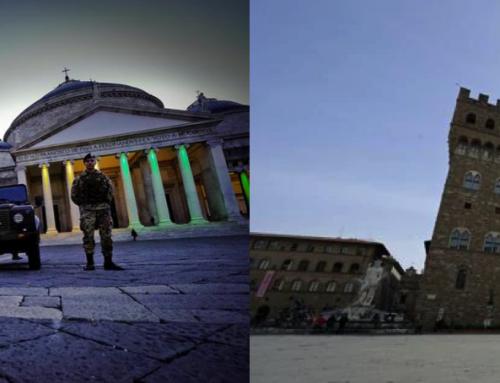 La Campania e la Toscana  sono diventate 'zona rossa'. De Luca: 'Governo vada a casa'
