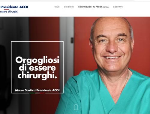 Marco Scatizzi si candida alla presidenza Acoi