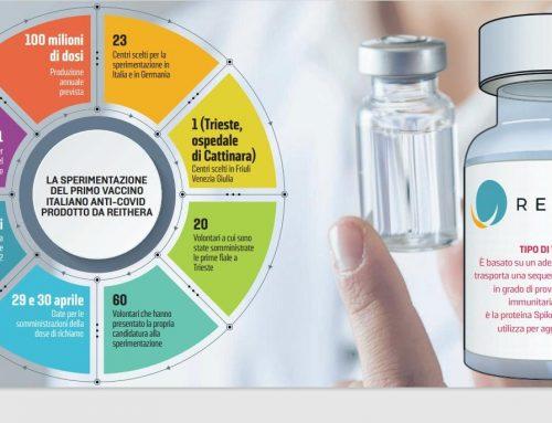 Vaccino ReiThera, ecco perché la Corte dei Conti ha bocciato il finanziamento