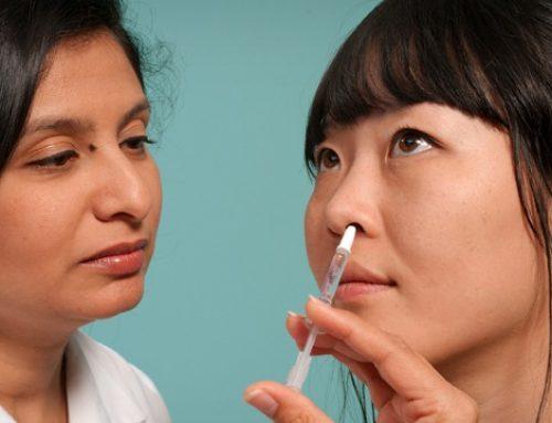 Un vaccino intranasale per sconfiggere l'influenza stagionale